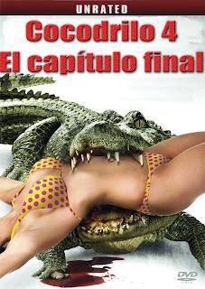 El Cocodrilo: Capitulo Final Poster